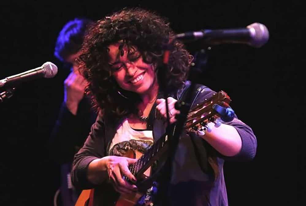 Sandra Antongiorgi in Concert