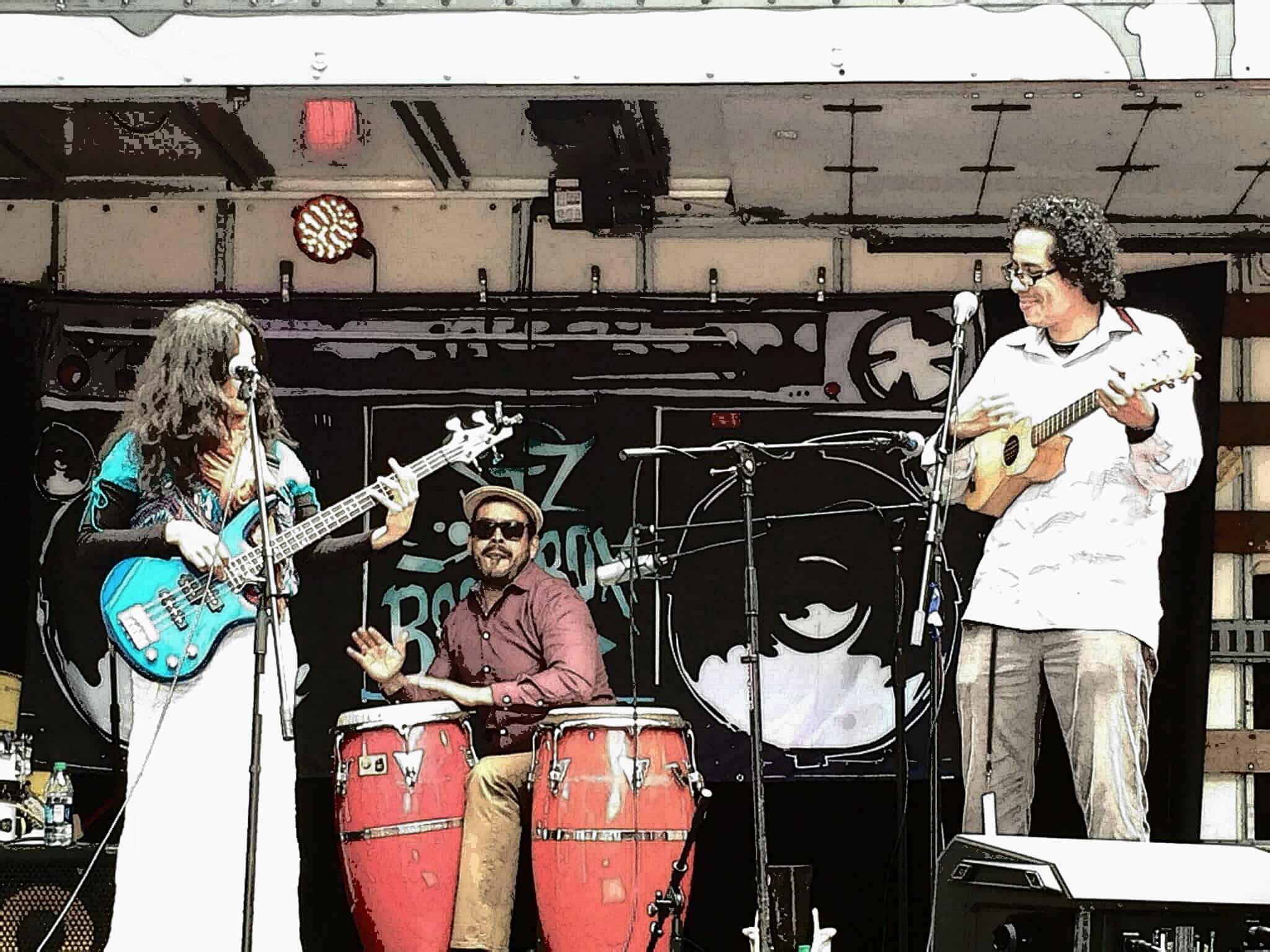 First Friday Fiesta | Entre Son