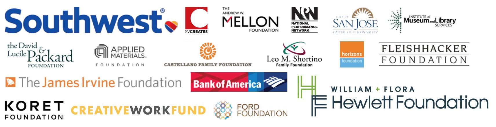 MACLA Sponsors List