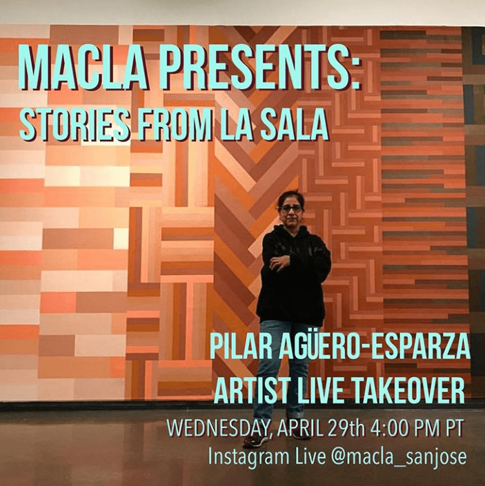 Stories from la Sala Pilar Agüero-Esparza