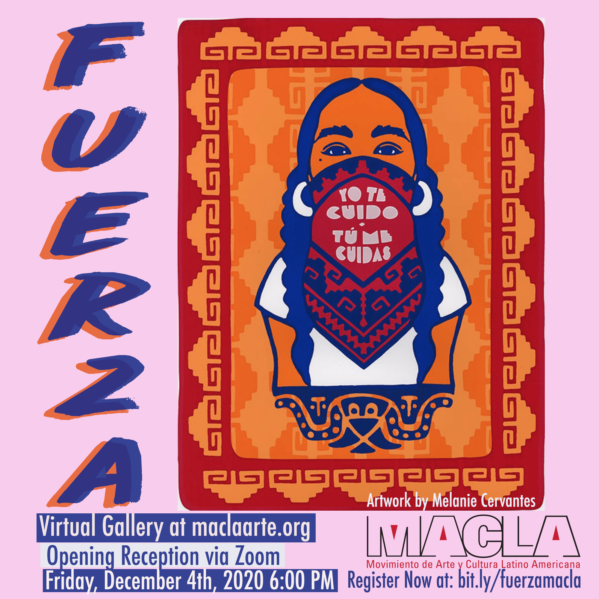 Virtual Gallery Exhibit Fuerza San Jose ZA