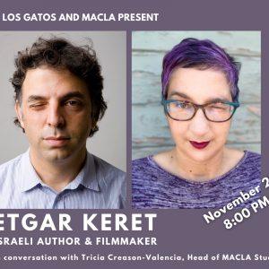 Filmmaker Lecture
