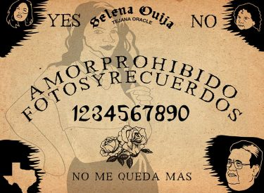Rio Yañez, Selena Ouija